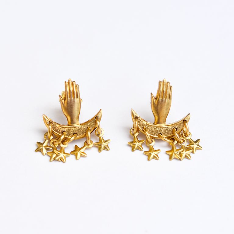 Ascension Earrings - Goldmakers Fine Jewelry