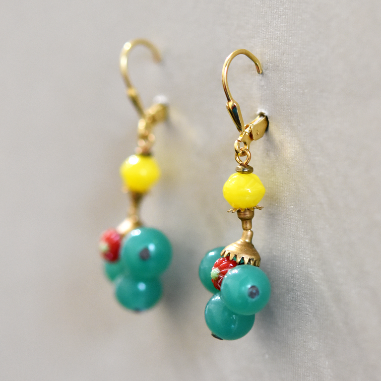 Berry Drops - Goldmakers Fine Jewelry