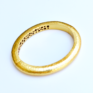 Catalina Bangle Bracelet - Goldmakers Fine Jewelry
