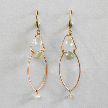 Citrine Drops - Goldmakers Fine Jewelry