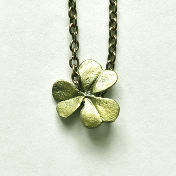 Clover Necklace - Goldmakers Fine Jewelry