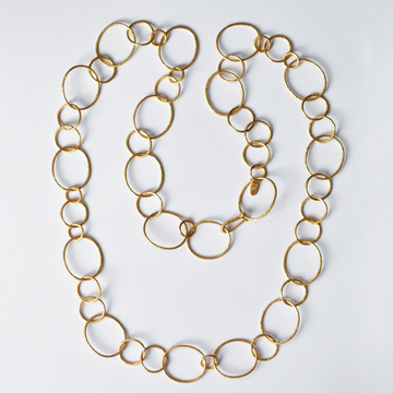 Colette Necklace - Goldmakers Fine Jewelry