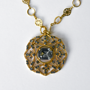 Crystal Necklace - Goldmakers Fine Jewelry