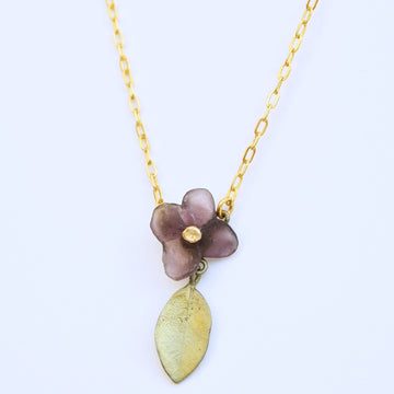 Wood of Life Necklace - Goldmakers Fine Jewelry