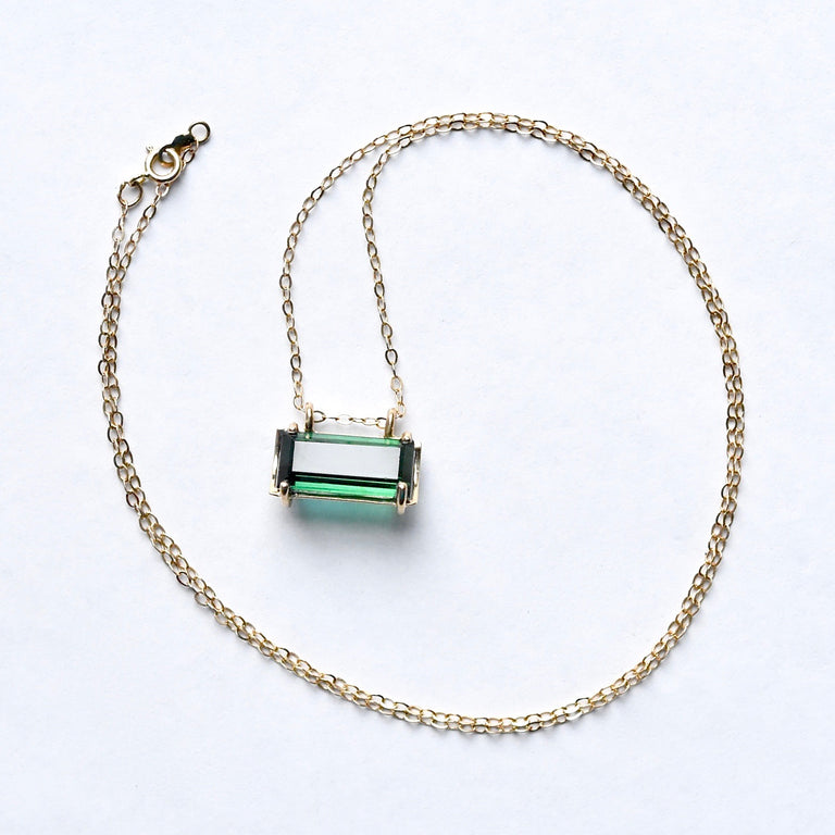 Tourmaline Collar in Gold - Goldmakers Fine Jewelry