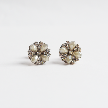 Symmetry Stud Earrings - Goldmakers Fine Jewelry