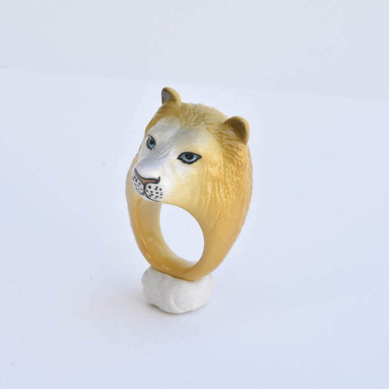 Lion Dad Ring - Goldmakers Fine Jewelry