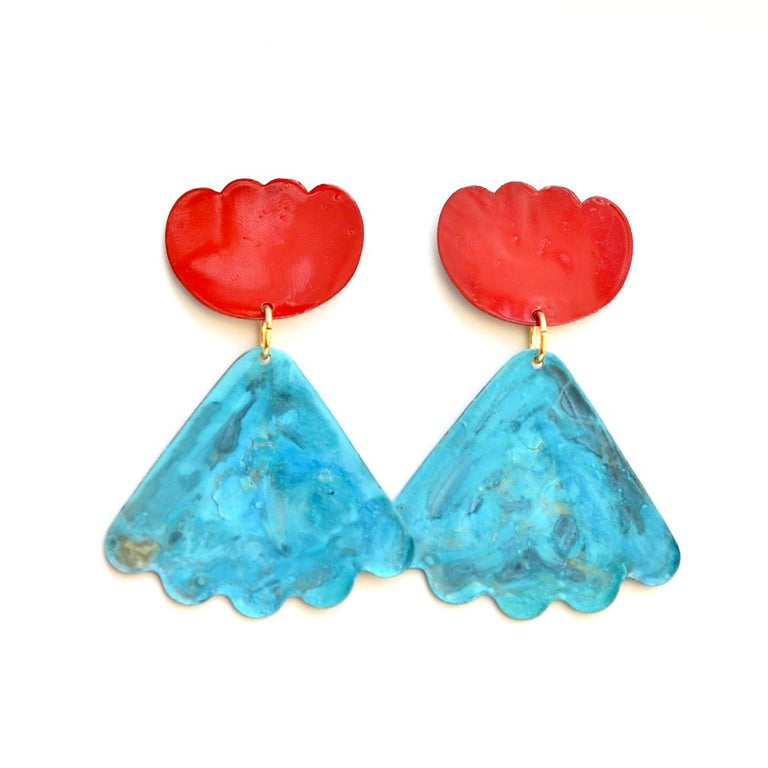 Poppy Athalia Earrings - Goldmakers Fine Jewelry