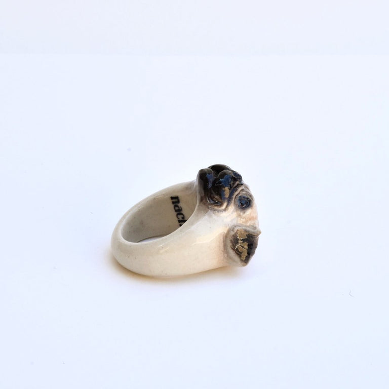 Pudgy Pug Ring - Goldmakers Fine Jewelry