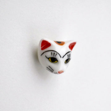 Karma Cat Lapel Pin - Goldmakers Fine Jewelry