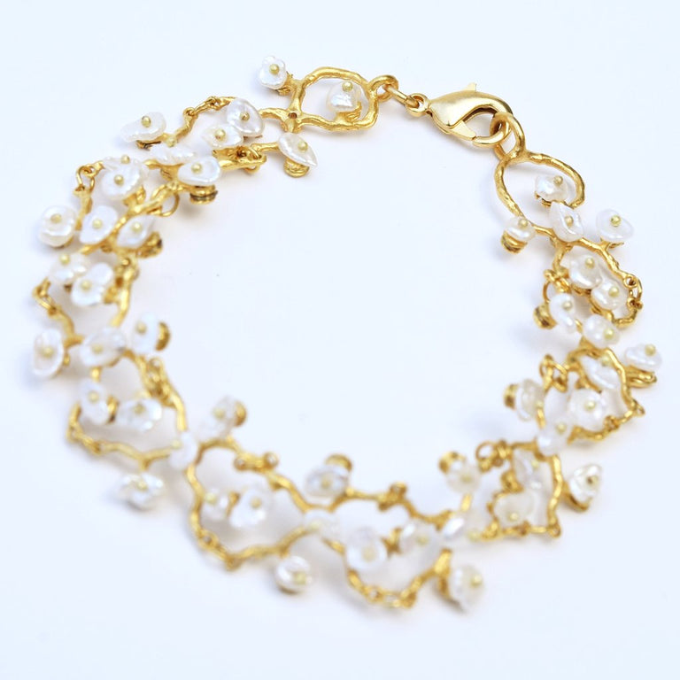 Jasmine Bracelet - Goldmakers Fine Jewelry