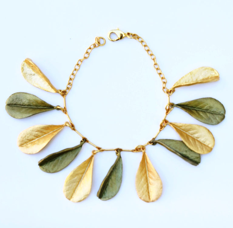 Sweet Basil Bracelet - Goldmakers Fine Jewelry