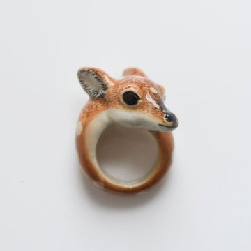 Deer Ring - Goldmakers Fine Jewelry