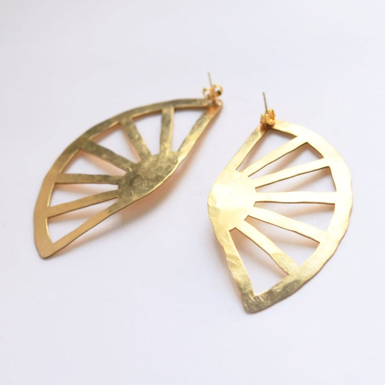 Julieta Earrings - Goldmakers Fine Jewelry