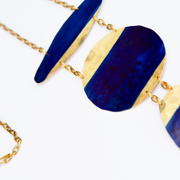 Inika Necklace - Goldmakers Fine Jewelry