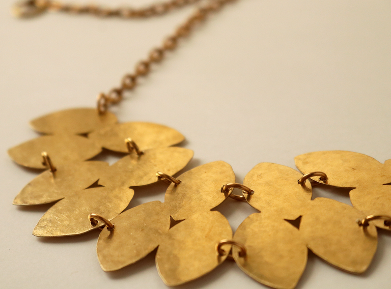 KiKi Necklace - Goldmakers Fine Jewelry
