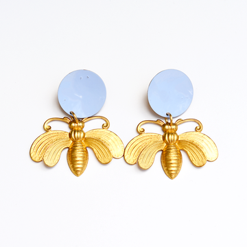 Minoa Earrings - Goldmakers Fine Jewelry