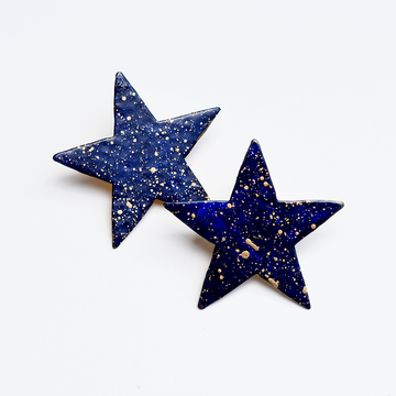 North Star Earrings - Goldmakers Fine Jewelry