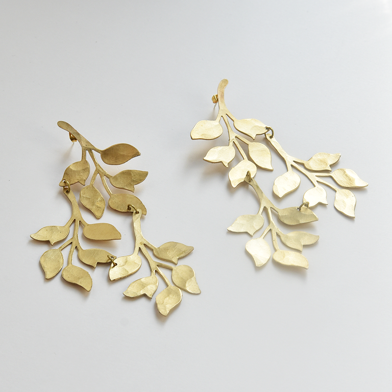 Ophelia Earrings - Goldmakers Fine Jewelry