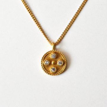 Paris Necklace - Goldmakers Fine Jewelry