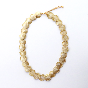 Petite La Mer Necklace - Goldmakers Fine Jewelry