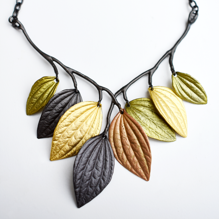 Piper Branch Necklace - Goldmakers Fine Jewelry