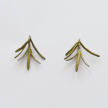 Rosemary Post Earrings - Goldmakers Fine Jewelry