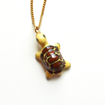 Turtle Necklace - Goldmakers Fine Jewelry