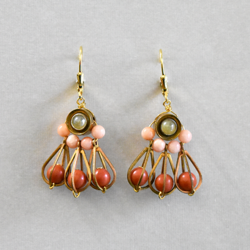 Coral Drops - Goldmakers Fine Jewelry