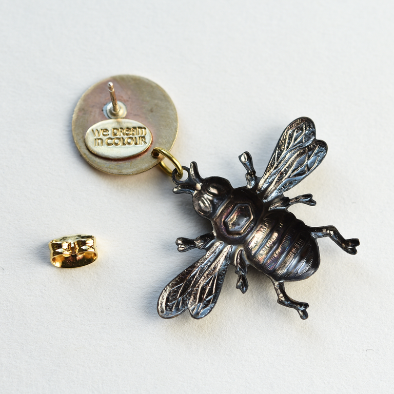 Miena Bee Earrings - Goldmakers Fine Jewelry