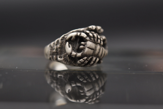 Scorpion Silver Ring - Goldmakers Fine Jewelry