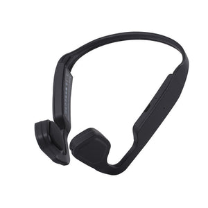 Bone Conduction Wireless Bluetooth 4.1 Stereo Headphone Neckband with Mic
