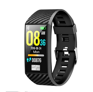 Belle Star DT58 Smart Bracelet 1.14 Big Screen Blood Pressure ECG Heart Rate Sleep Monitoring Sports Waterproof Bracelet
