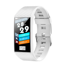Load image into Gallery viewer, Belle Star DT58 Smart Bracelet 1.14 Big Screen Blood Pressure ECG Heart Rate Sleep Monitoring Sports Waterproof Bracelet