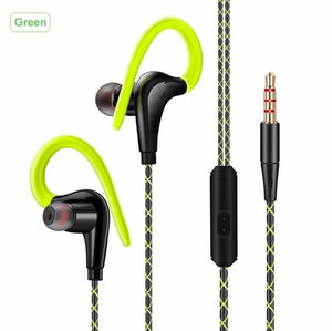 Super Bass Sports Headphones