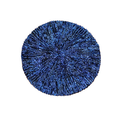 KSCB2315 Spring Chenille Rich blue Mix