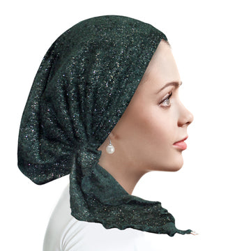 Chenille Pretied 2158 Hunter Green