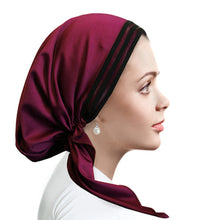 SP1738 Swimming Pretied Burgundy