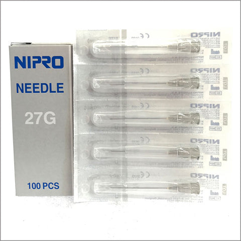 Needles 27G x 30mm