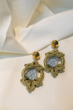 CHLOE - GOLD - EARRINGS