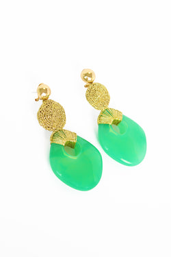 LANI - TURQUOISE - EARRINGS