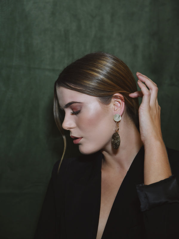 ABBY - EARRINGS