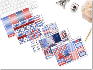 America The Beautiful 5 Page Kit