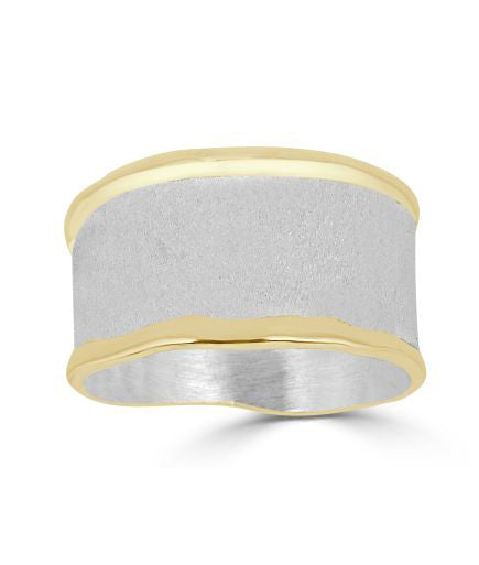 Silver Ring MIDAS Style 11