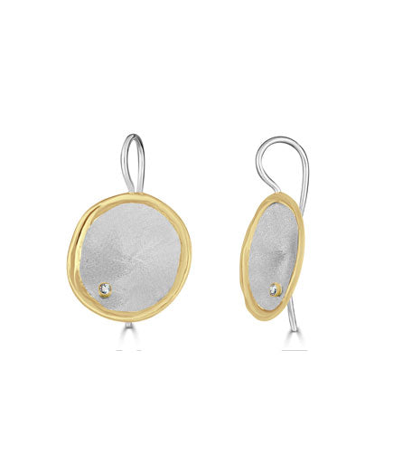 MIDAS Diamond Earrings Style 13