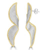 Silver Earrings MIDAS Style 14
