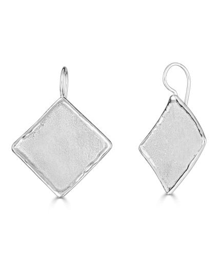 Silver Earrings AMMOS Style 21