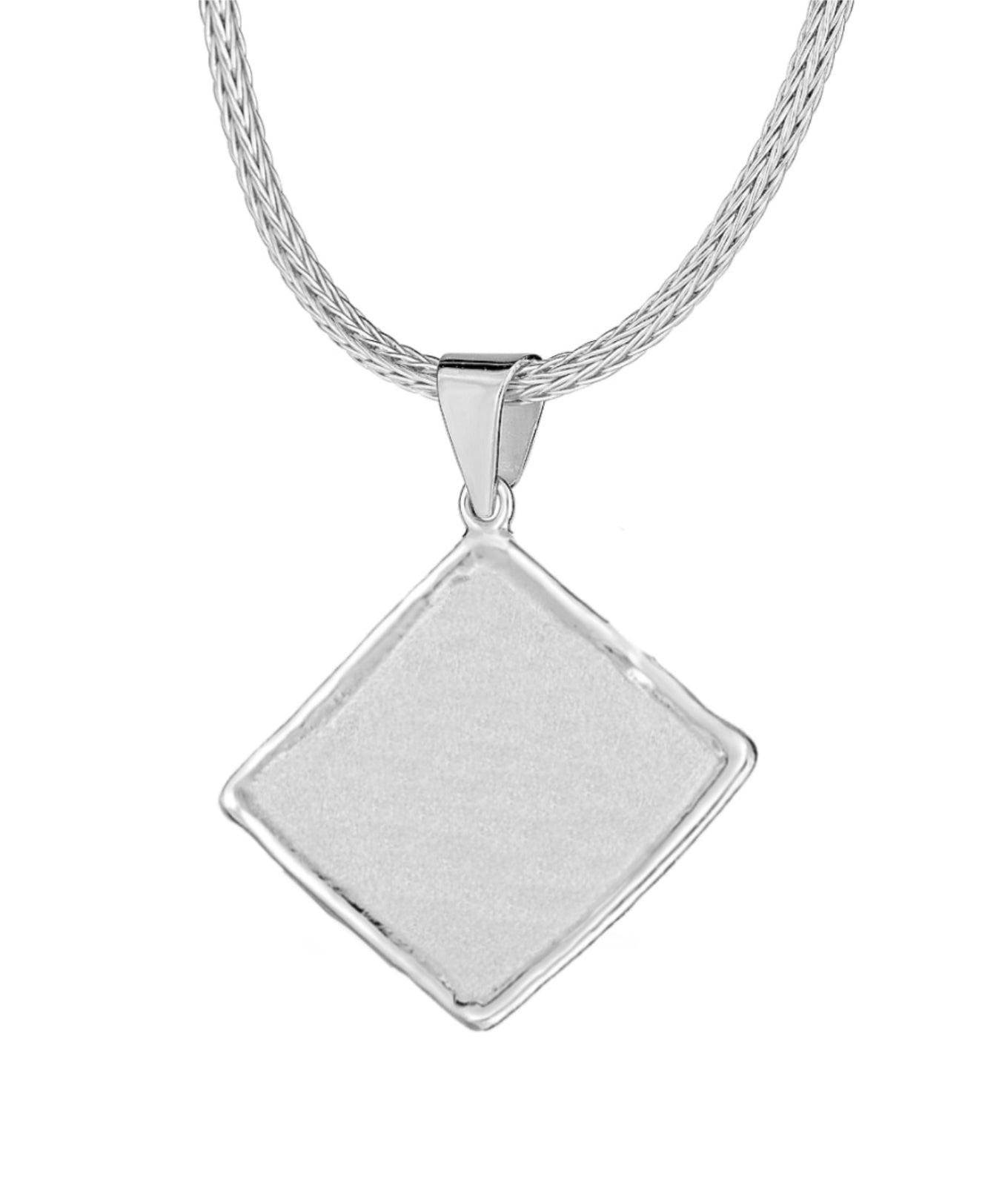 Silver Pendant AMMOS Style 21