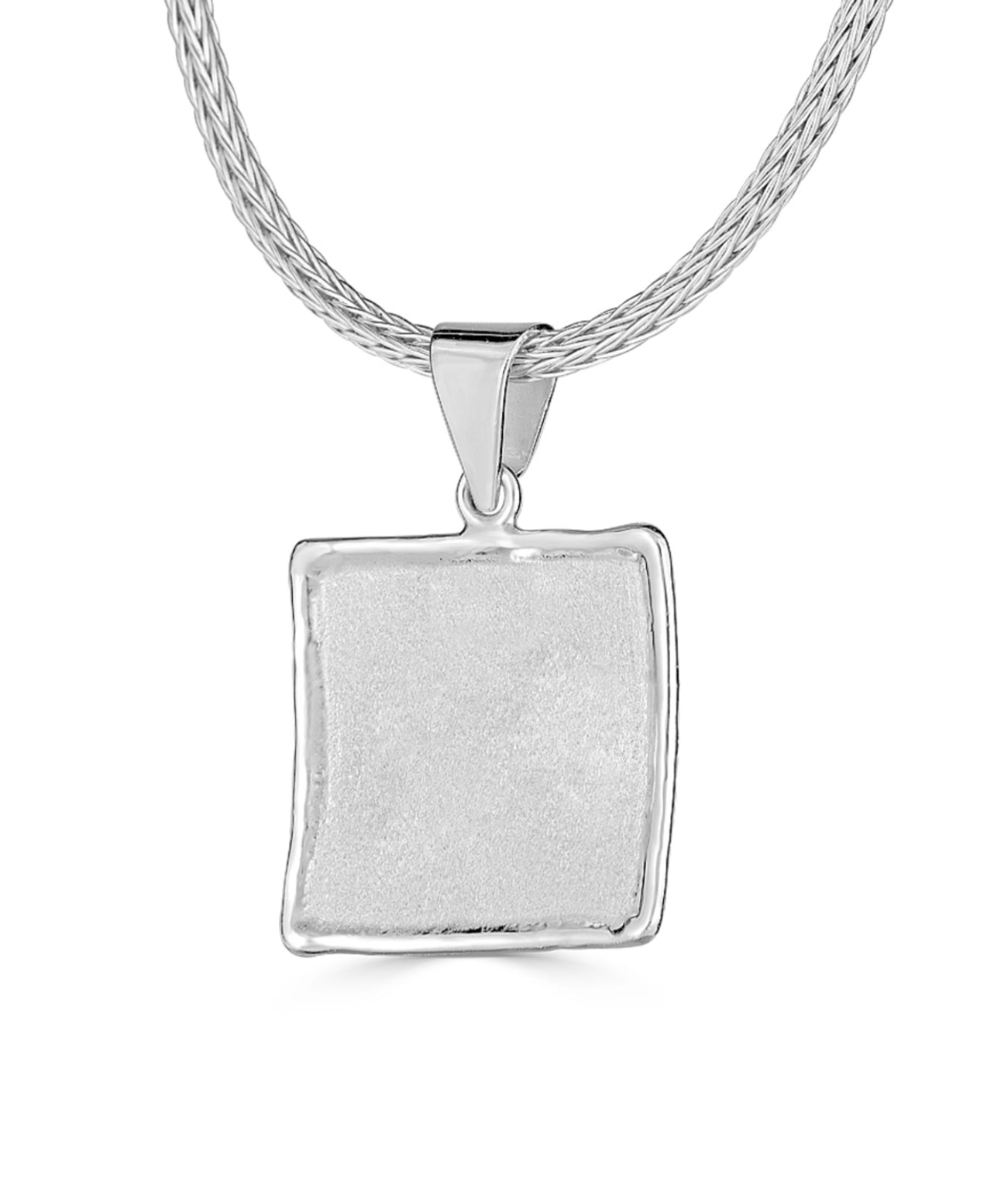 Silver Pendant AMMOS Style 22
