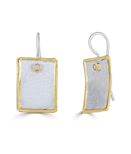 MIDAS Diamond Earrings Style 23